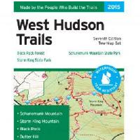 West Hudson Trails Map