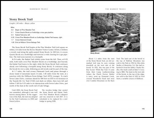 Example Chapter Spread of Harriman Trails 4th Edition Book