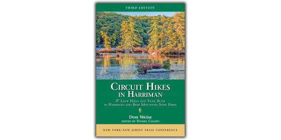 Circuit Hikes in Harriman - 2020 Front Cover