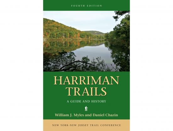Harriman Trails 2018 Book Cover