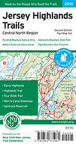Jersey Highlands Trails: Central North Region